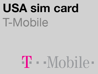 T-Mobile USA sim card